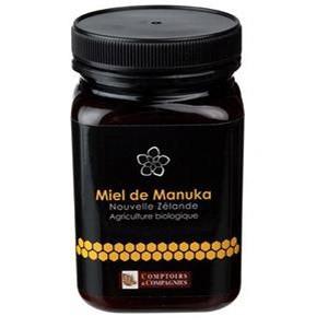 Miel de manuka 500g comptoirs compagnies bien tre - Miel de manuka comptoir et compagnie ...