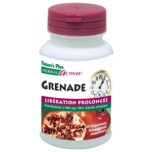 Grenade Herbal Actives NATURE'S PLUS