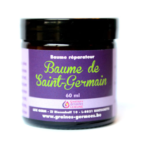 Baume de St-Germain LES GRAINES GERMEES