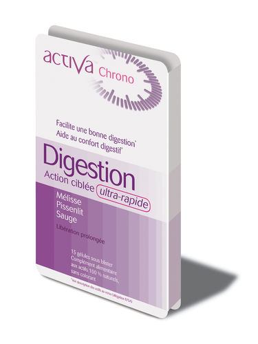 Chrono digestion ACTIVA