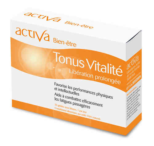 Well being vitality ACTIVA