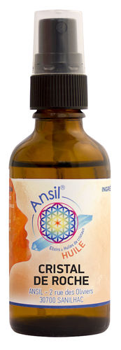 Rock crystal oil ANSIL