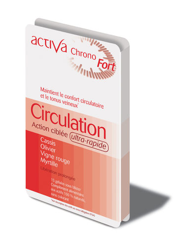 Chrono circulation ACTIVA