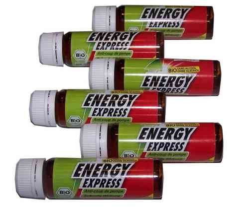 Pack of Single-dose Energy Express ORTIS