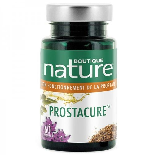 Prostacure 60 capsules BOUTIQUE NATURE
