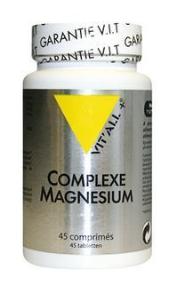 Magnesium Complex VIT'ALL+