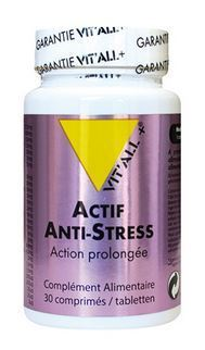 Actif anti-stress VIT'ALL+