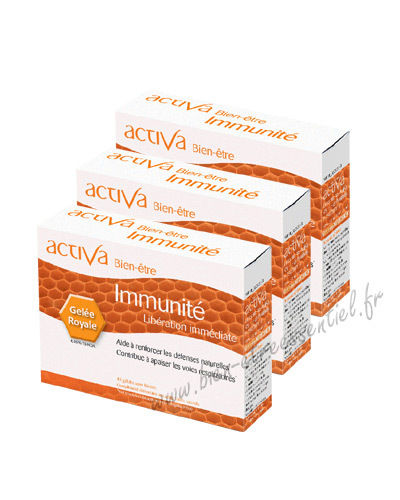 Well being immunity x 3 ACTIVA