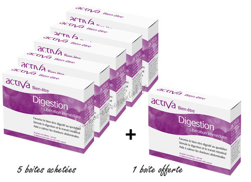 Well being digestion x 5 Activa