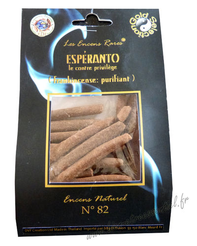 Incenses N°82 Esperanto