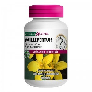 Millepertuis 233 mg Herbal Actives