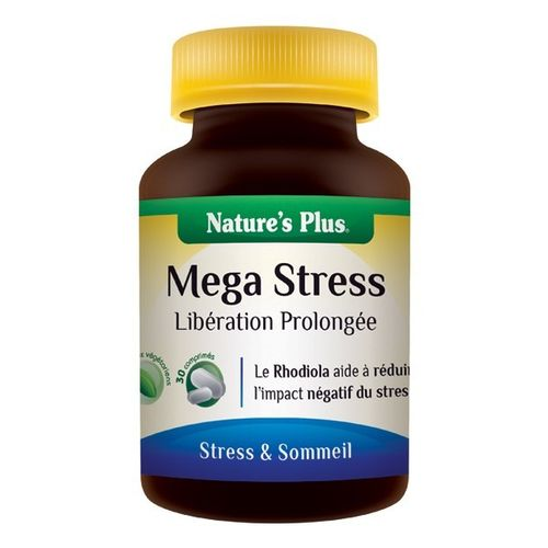 Mega Stress NATURES PLUS