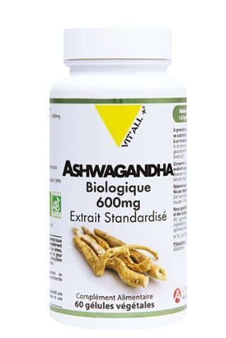 Ashwaganda Bio VIT'ALL+