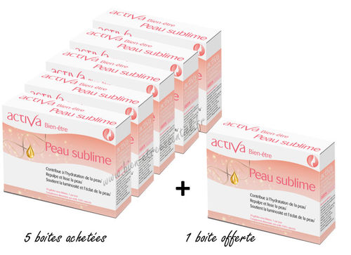 Well being Sublime Skin x5 ACTIVA