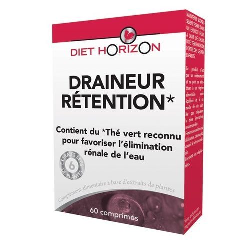 Draineur Rétention DIET HORIZON