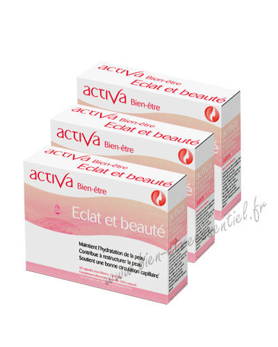 Wellness and Beauty Well Being x5 ACTIVA