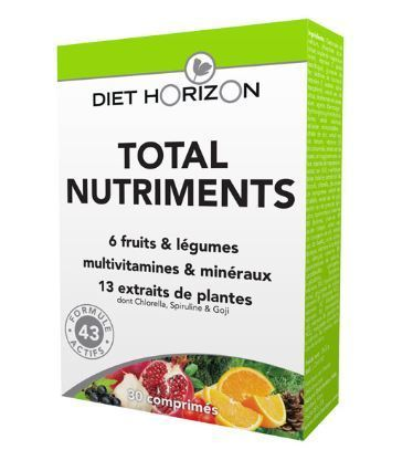 Total Nutriments DIET HORIZON