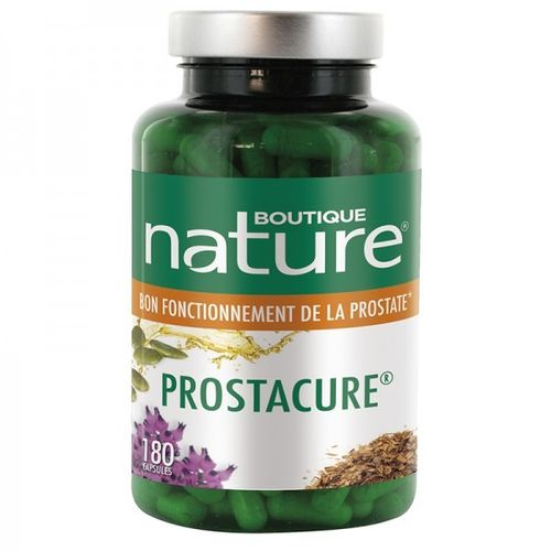 Prostacure 180 capsules BOUTIQUE NATURE