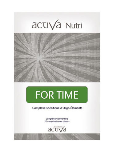 For Time ACTIVA NUTRI