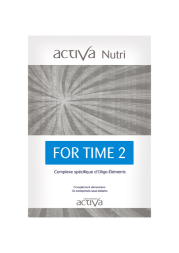 For Time 2 ACTIVA NUTRI